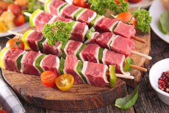 Brochette de bœuf